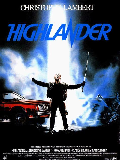 Highlander - la critique du film