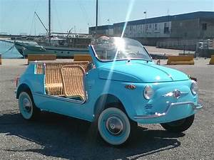 Fiat 500 Jolly : 1970 fiat jolly spiaggina replica la scuderia ~ Gottalentnigeria.com Avis de Voitures