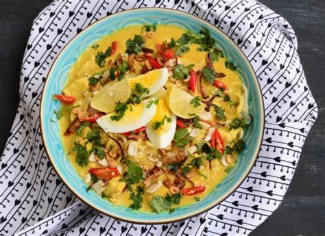 apprendre à cuisiner la recette de khow suey birman travel