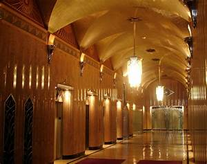 Art Deco Lobby — Art Deco Style