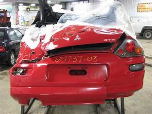 2003 Mitsubishi Eclipse Manual Transmission  19964472