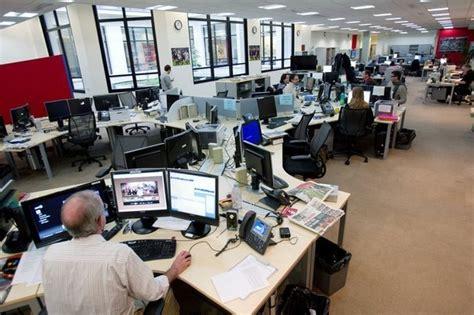 travailler dans un bureau travailler en open space un cauchemar pour les salariés