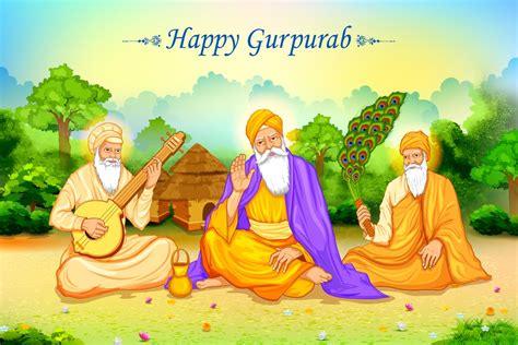 Guru Nanak Gurpurab 2020 Greetings: WhatsApp Stickers, HD ...