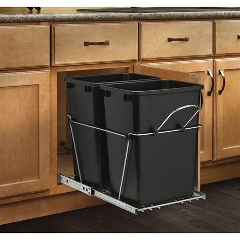 under cabinet trash bins ikea recycling bin more than just waste sorting homesfeed