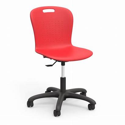 Chair Virco Sage Furniture Series Task Mobile