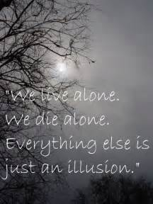 Live Together Die Alone Quote