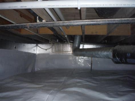 frontier basement systems crawl space repair photo album