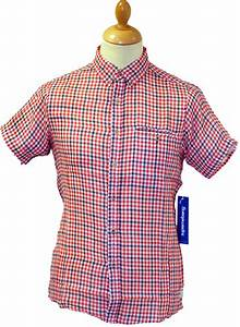 Demode Cheesecloth Check shirt | SUPREMEBEING Retro Mod S ...