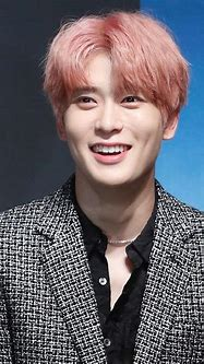NCT's Jaehyun Looks Like A Fresh Peach Bursting With Aegyo ...