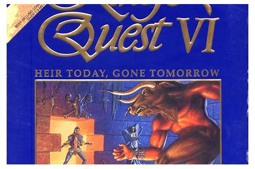 king's quest vi download