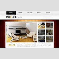 Free Website Template  Clean Style, Interior