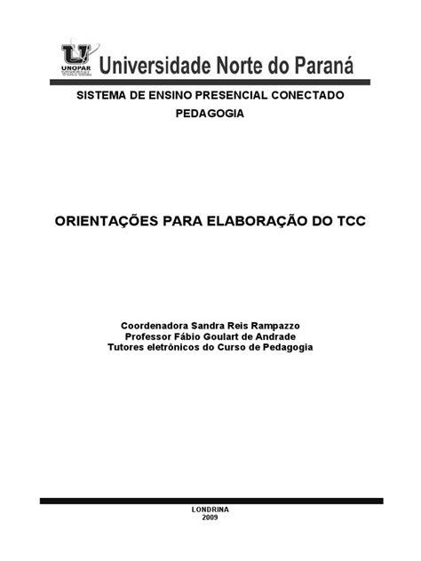 tcc sobre help desk 15997012 orientacoes para elaboracao do tcc unopar 1