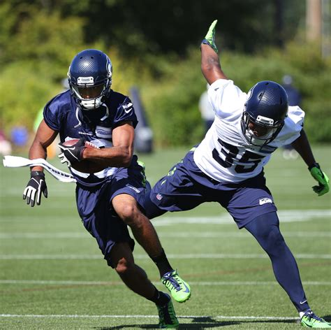 impressions  day   seahawks training camp