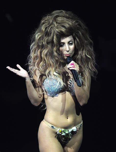 Lady Gaga On Her Image 'i Hid A Lot To Preserve My Image As A Superstar' Huffpost