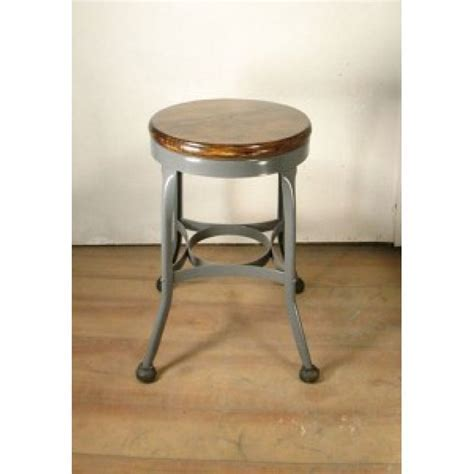 Vintage Restored Toledo Drafting Stool