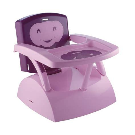 rehausseur de chaise leclerc réhausseur de chaise prune thermobaby definitive