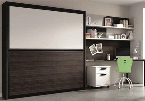 lit surélevé avec bureau intégré lit avec bureau integre coudec com