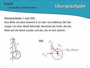 Statik Berechnen Online Kostenlos : statik zks aufgabe 1 physik online lernen ~ Themetempest.com Abrechnung