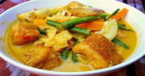 Resep sayur nangka campur bumbu kuning tanpa santan. Resep Sayur Santan Labu Kuning : Okezone Lifestyle