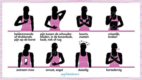 symptomen hartfalen bij mannen