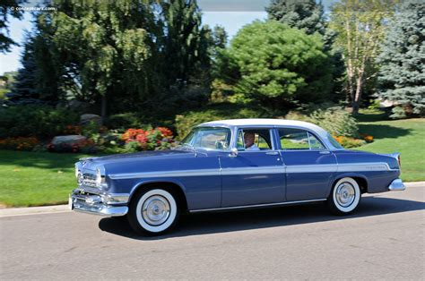 1955 Chrysler New Yorker - Information and photos - MOMENTcar