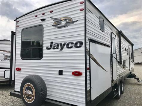 jayco jay flight slx bds travel trailer stock   sale homestead rv center