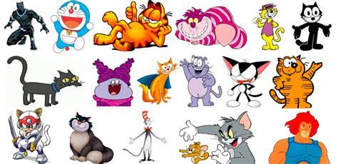 El gato patas cortas Garfield celebra junto a otros ...