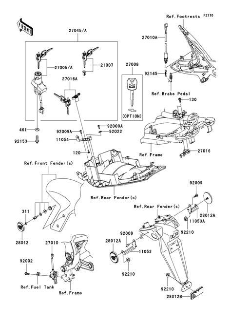 2008 Kawasaki 650 Klr Wiring Diagram by 2018 Kawasaki 650 Wiring Diagram Wiring Diagram