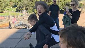 Amber Heard Spends Quality Time 'Kidding Around' With Elon ...