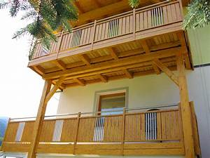 Balkon Handlauf Holz : balkon holz streichen mieter ~ Lizthompson.info Haus und Dekorationen