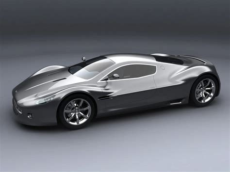 Aston Martin Amv10 Concept Car Almost All New Design