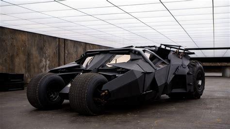 Batmobile The Dark Knight - Wallpaper #40791
