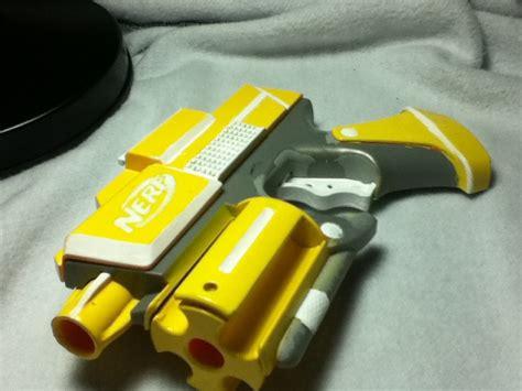 Modified Nerf Guns