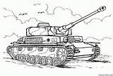Tank Coloring Medium Pages Colorkid Tanks sketch template