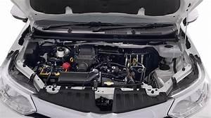 2015 Toyota Grand New Veloz Engine Bay Press Image