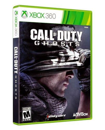 descargar call of duty ghosts trailer xbox 360