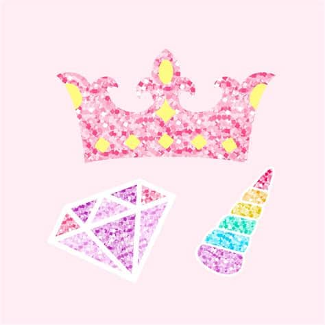 Last few years unicorn is been loved by medias and making girls go crazy these files will make your creativity spark, and be crafty super mom/grandma/lady among unicorn lovers! Cute unicorn photo booth party props vector   Free vector ...