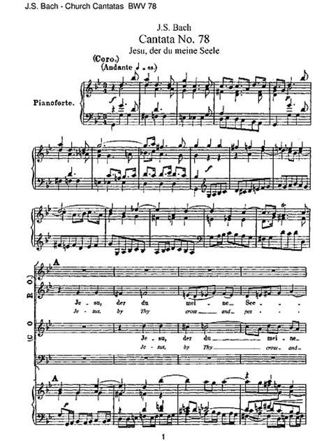 descargar cantatas de bach pdf