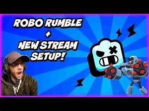 Robo Rumble LIVE! Brawl Stars Special Event Gameplay + New ...