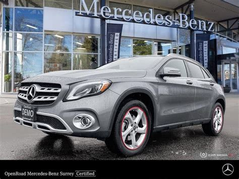 See its design, performance and technology features, as well as my mercedes me id. 2020 Mercedes-Benz GLA-Class for Sale in British Columbia - CarGurus.ca