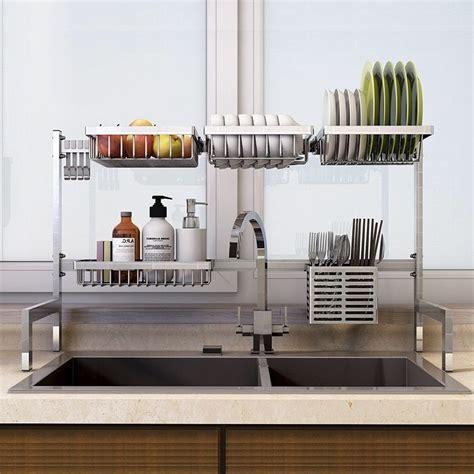 rackshack   sink dish drying rack dish rack   minimalist kitchen kitchen