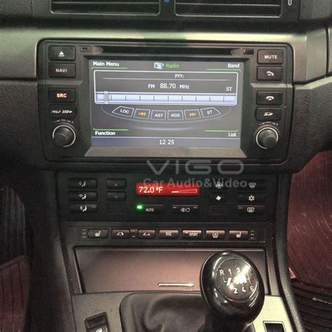 bmw e46 radio car stereo for bmw 3 series e46 m3 318i 320i 325i 328i gps
