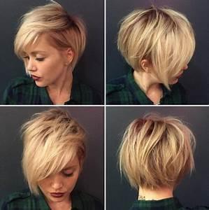 Coupe Courte 2017 : coupe de cheveux femme 2017 ~ Melissatoandfro.com Idées de Décoration