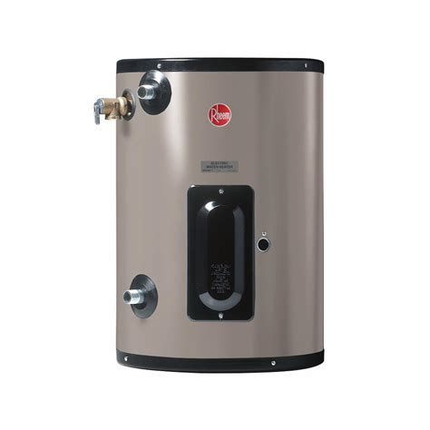 Rheem Commercial Point Use Gal Volt