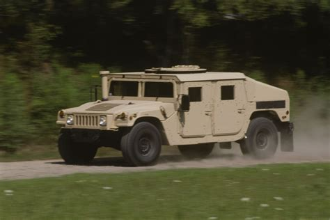 M1151 Up-armored Hmmwv
