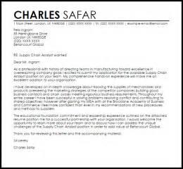 scm resume cover letter supply chain analyst cover letter sle livecareer