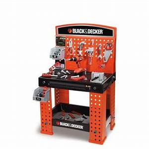 Sav Black Et Decker : smoby black decker super center atelier de bricolage ~ Dailycaller-alerts.com Idées de Décoration