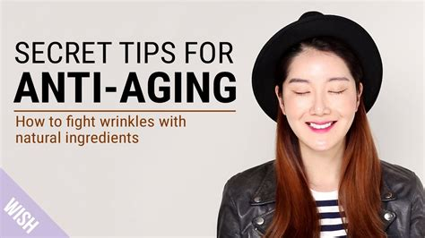 Why Do Korean Girls Look So Young Korean Anti Aging Skin Care Tips Wishtrend Tv You