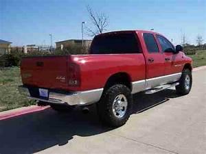 Buy Used 2003 Dodge Ram 2500 Quad Cab 4x4 5 9 Diesel Short