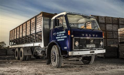 old volvo trucks volvo f86 turns out to be a forty two year old used